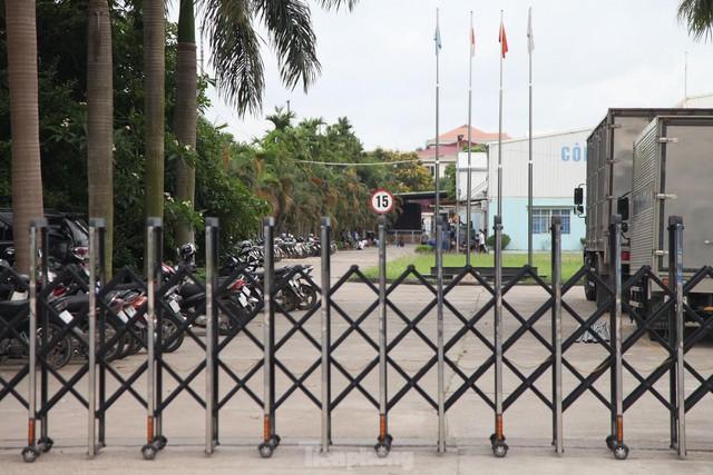 Hình ảnh đóng cửa các khu công nghiệp ở tỉnh Bắc Giang  - Ảnh 4.