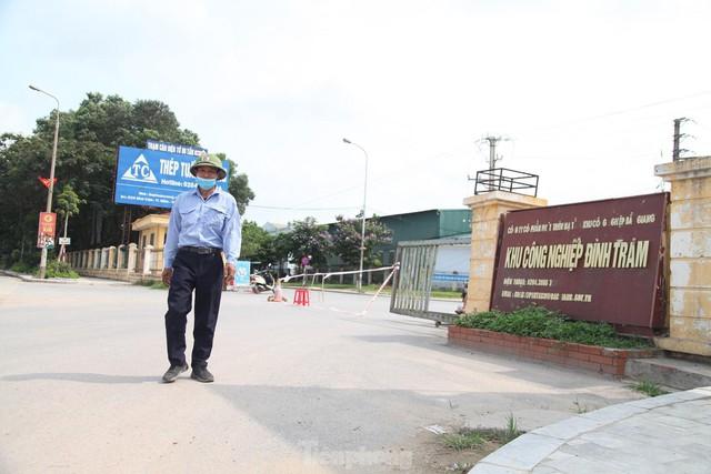 Hình ảnh đóng cửa các khu công nghiệp ở tỉnh Bắc Giang  - Ảnh 5.