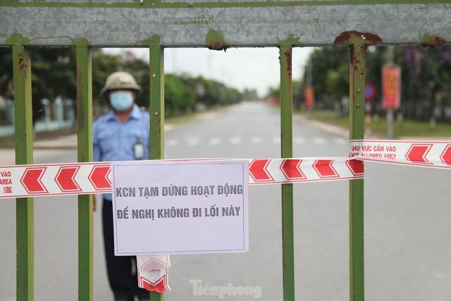 Hình ảnh đóng cửa các khu công nghiệp ở tỉnh Bắc Giang  - Ảnh 7.