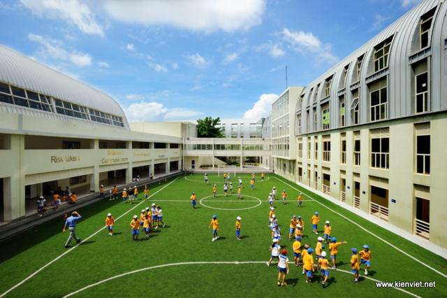 5 trường quốc tế có mức học phí năm 2021-2022 cao ngất ngưởng tại TP. HCM: Phụ huynh phải trả gần nửa tỷ VNĐ/năm, nhưng chất lượng khỏi cần bàn cãi - Ảnh 7.