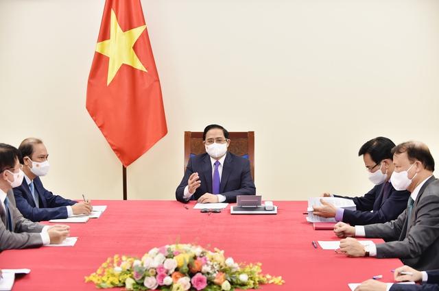 Canada nhất trí hợp tác chuyển giao công nghệ, sản xuất vaccine tại Việt Nam - Ảnh 1.