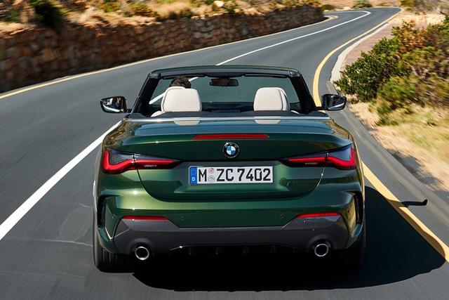 BMW 4-Series 2021 nhận cọc tại Việt Nam: Giá từ hơn 3 tỷ, mui trần, có gói M Sport và lỗ mũi khổng lồ gây chú ý - Ảnh 3.