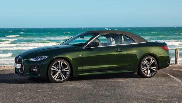 BMW 4-Series 2021 nhận cọc tại Việt Nam: Giá từ hơn 3 tỷ, mui trần, có gói M Sport và lỗ mũi khổng lồ gây chú ý - Ảnh 5.