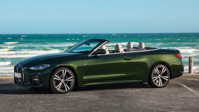 BMW 4-Series 2021 nhận cọc tại Việt Nam: Giá từ hơn 3 tỷ, mui trần, có gói M Sport và lỗ mũi khổng lồ gây chú ý - Ảnh 6.
