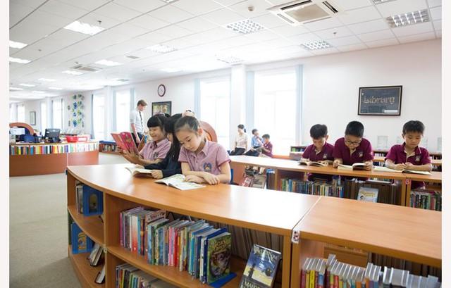 5 trường quốc tế có mức học phí 2021-2022 đắt đỏ bậc nhất Hà Nội: Cho con vào lớp 1 cũng ngang ngửa mua một chiếc xe hơi - Ảnh 5.