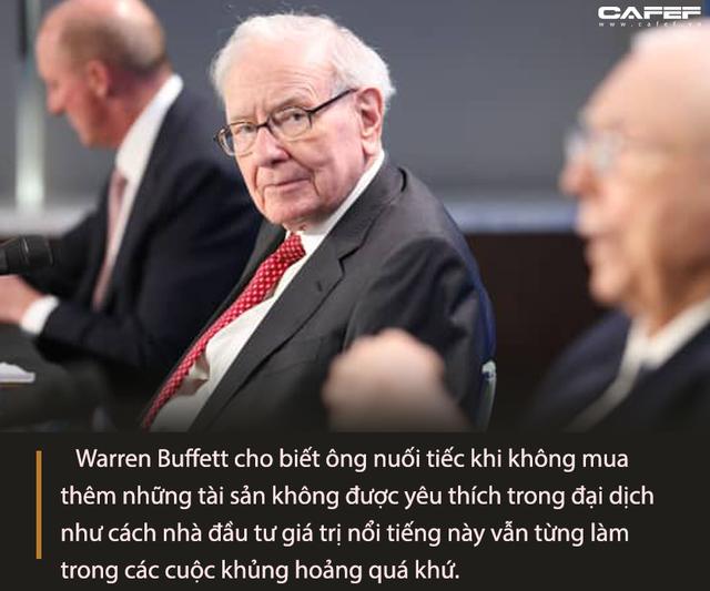 Từng khuyên nhà đầu tư đừng đặt cược chống lại nước Mỹ, Warren Buffett bán ròng khi thị trường tăng mạnh và đang hối tiếc vì ôm quá nhiều tiền mặt - Ảnh 2.
