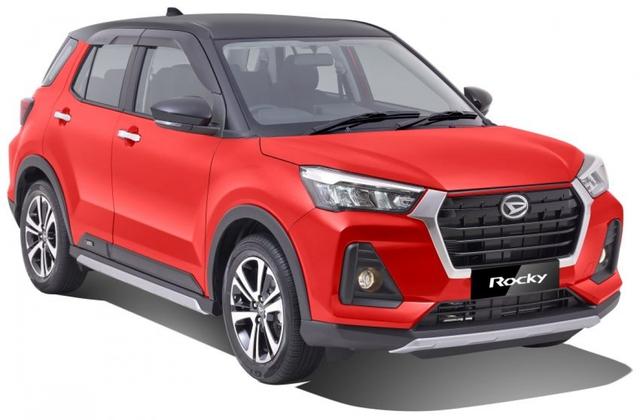 Toyota Raize và Daihatsu Rocky chính thức tới thị trường Đông Nam Á - Ảnh 1.