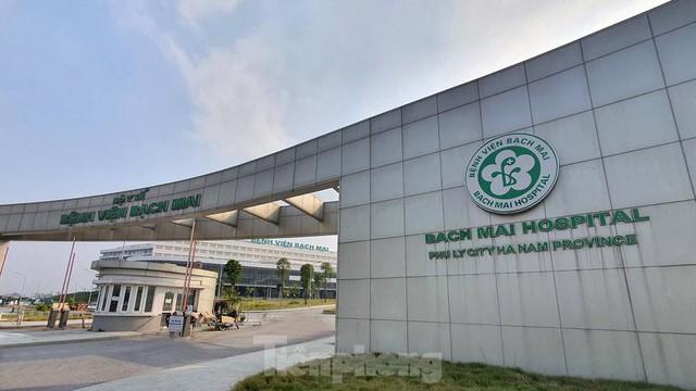 Bệnh viện dã chiến Bạch Mai cơ sở 2 sẵn sàng điều trị bệnh nhân COVID  - Ảnh 2.