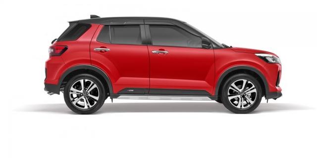 Toyota Raize và Daihatsu Rocky chính thức tới thị trường Đông Nam Á - Ảnh 3.