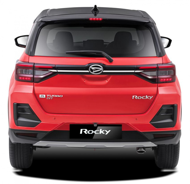 Toyota Raize và Daihatsu Rocky chính thức tới thị trường Đông Nam Á - Ảnh 4.