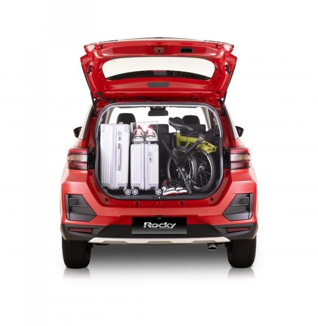 Toyota Raize và Daihatsu Rocky chính thức tới thị trường Đông Nam Á - Ảnh 5.