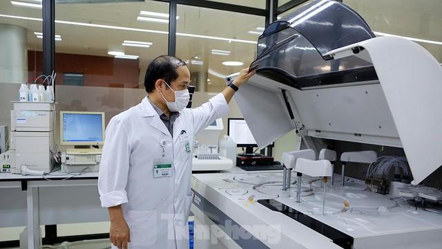 Bệnh viện dã chiến Bạch Mai cơ sở 2 sẵn sàng điều trị bệnh nhân COVID  - Ảnh 5.
