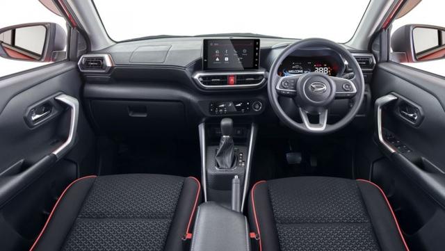 Toyota Raize và Daihatsu Rocky chính thức tới thị trường Đông Nam Á - Ảnh 6.