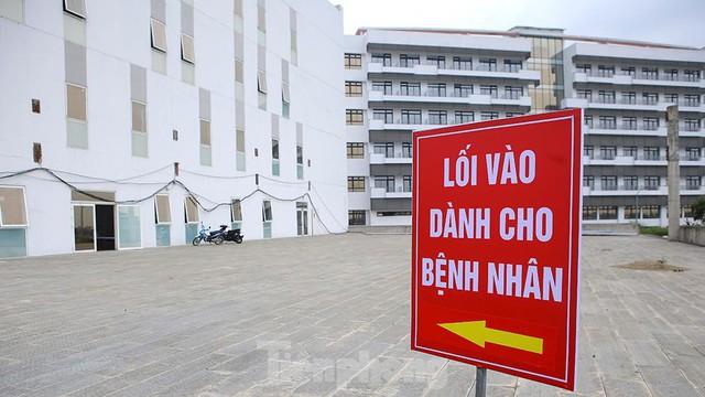 Bệnh viện dã chiến Bạch Mai cơ sở 2 sẵn sàng điều trị bệnh nhân COVID  - Ảnh 9.
