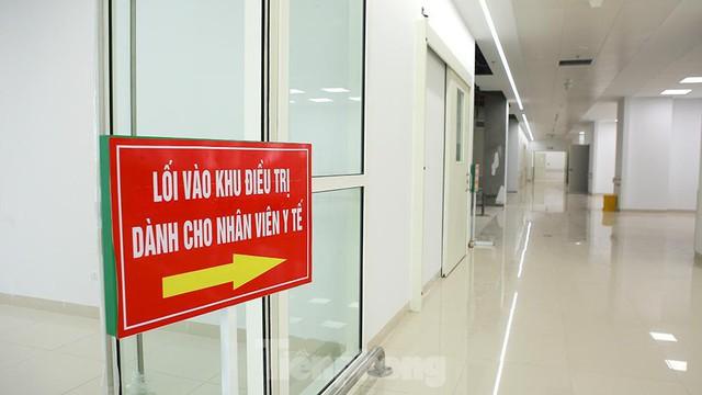 Bệnh viện dã chiến Bạch Mai cơ sở 2 sẵn sàng điều trị bệnh nhân COVID  - Ảnh 10.