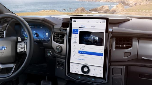 Siêu bán tải chạy điện Ford F-150 Lighning ra mắt: Mạnh, ngập tràn công nghệ, giá từ 40.000 USD - Ảnh 7.