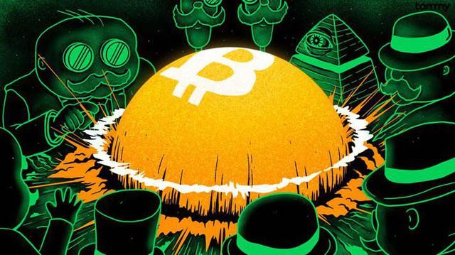 Bloomberg: Vẫn còn quá sớm để tuyên bố bong bóng Bitcoin đã vỡ - Ảnh 3.