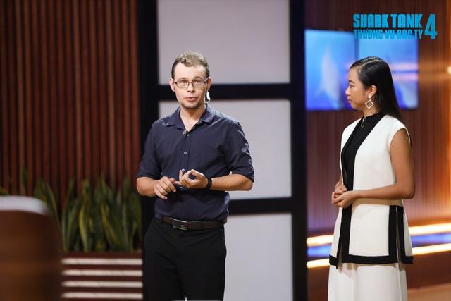 Giảm định giá công ty từ 100 tỷ còn 25 tỷ, Shark Liên vẫn bắt tay được với startup sản xuất tay robot cho người khuyết tật chỉ nhờ một gợi ý của Shark Hưng - Ảnh 2.