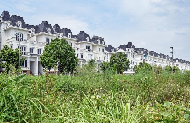 điểm mặt những khu biệt thự trăm tỷ bỏ hoang ở hà nội, có bị đánh thuế? - ảnh 2.