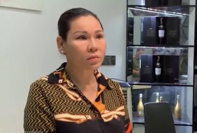 Nữ doanh nhân Thu Trà nổi tiếng mạng xã hội, vừa bị khởi tố thêm tội rửa tiền  - Ảnh 1.