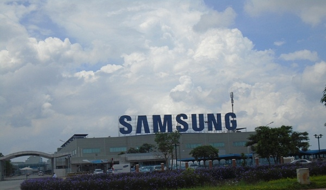 """Bắc Ninh hỏa tốc """"gỡ khó"""" cho xe ra vào Tổ hợp Samsung, Canon Việt Nam  - Ảnh 2."""