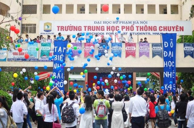 5 trường chuyên hàng đầu, là ước ao của học sinh cả nước : Điểm đầu vào ngất ngưởng, chất lượng đầu ra miễn bàn, cựu học sinh toàn anh tài đất Việt - Ảnh 5.