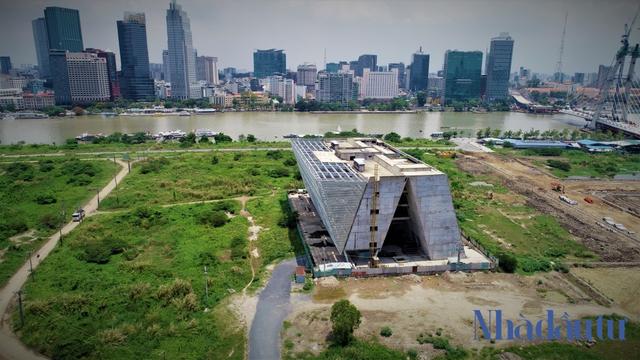 Những công trình nghìn tỷ dang dở tại Khu đô thị mới Thủ Thiêm - Ảnh 17.