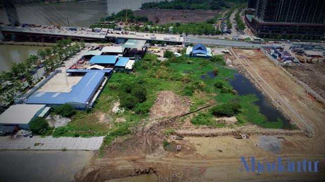 Những công trình nghìn tỷ dang dở tại Khu đô thị mới Thủ Thiêm - Ảnh 18.