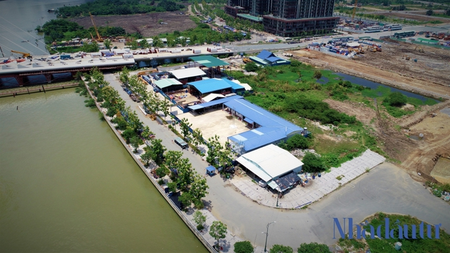 Những công trình nghìn tỷ dang dở tại Khu đô thị mới Thủ Thiêm - Ảnh 19.