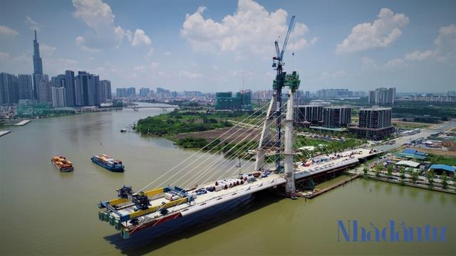 Những công trình nghìn tỷ dang dở tại Khu đô thị mới Thủ Thiêm - Ảnh 3.