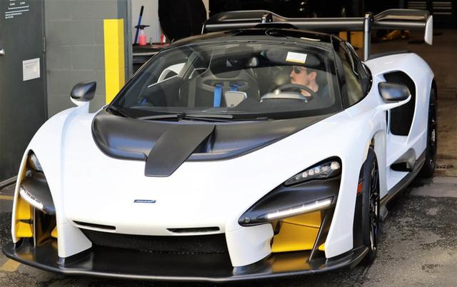 Rộ tin siêu phẩm McLaren Senna thứ hai về Việt Nam: Phá thế độc tôn của xe đại gia Hoàng Kim Khánh, ngoại thất phối kiểu lạ mắt - Ảnh 3.