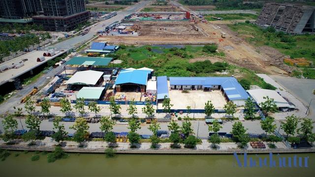 Những công trình nghìn tỷ dang dở tại Khu đô thị mới Thủ Thiêm - Ảnh 22.