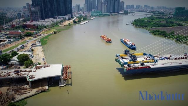 Những công trình nghìn tỷ dang dở tại Khu đô thị mới Thủ Thiêm - Ảnh 5.