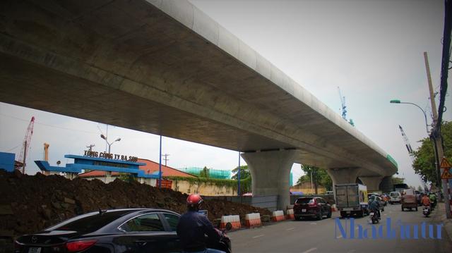 Những công trình nghìn tỷ dang dở tại Khu đô thị mới Thủ Thiêm - Ảnh 7.