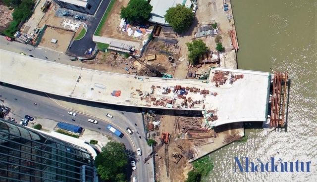 Những công trình nghìn tỷ dang dở tại Khu đô thị mới Thủ Thiêm - Ảnh 9.