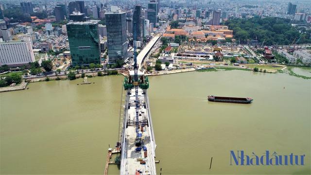 Những công trình nghìn tỷ dang dở tại Khu đô thị mới Thủ Thiêm - Ảnh 10.