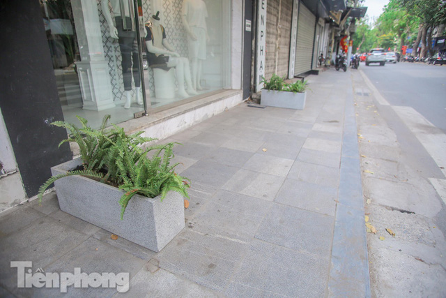 Đường phố, vỉa hè vùng lõi' Thủ đô thay đổi thế nào trước ngày bầu cử?  - Ảnh 1.