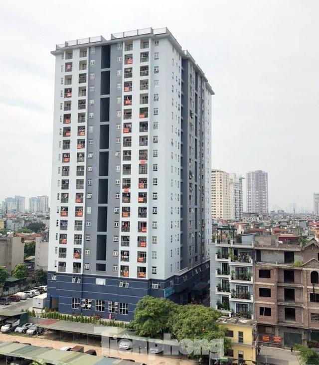 Yêu cầu Hà Nội xử lý sai phạm chủ khu chung cư bị điều tra lừa dối khách hàng  - Ảnh 1.