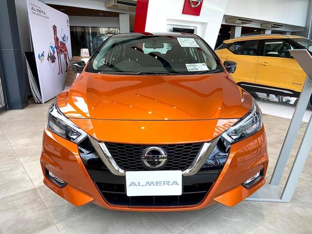 Nissan Almera 2021 dự kiến giao xe tháng 6 tại Việt Nam: 4 phiên bản, giá bản full thấp hơn Vios và City - Ảnh 2.