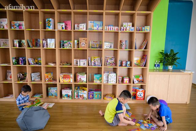 Tổ hợp giáo dục đầu tiên tại Việt Nam: Từ không gian 5 sao, thư viện xịn xò miễn phí đến câu chuyện đồng hành cùng con bằng giáo dục gia đình - Ảnh 18.