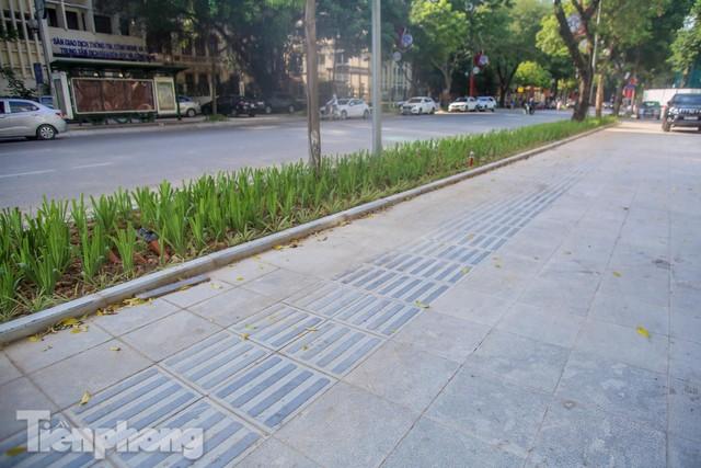 Đường phố, vỉa hè vùng lõi' Thủ đô thay đổi thế nào trước ngày bầu cử?  - Ảnh 22.