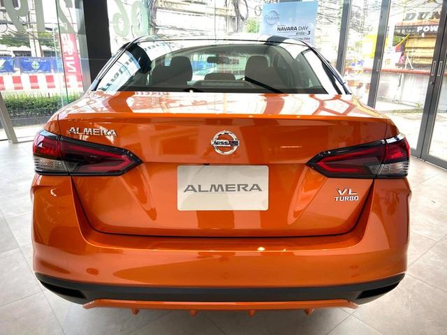 Nissan Almera 2021 dự kiến giao xe tháng 6 tại Việt Nam: 4 phiên bản, giá bản full thấp hơn Vios và City - Ảnh 4.