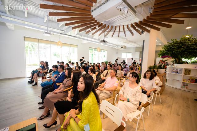 Tổ hợp giáo dục đầu tiên tại Việt Nam: Từ không gian 5 sao, thư viện xịn xò miễn phí đến câu chuyện đồng hành cùng con bằng giáo dục gia đình - Ảnh 32.
