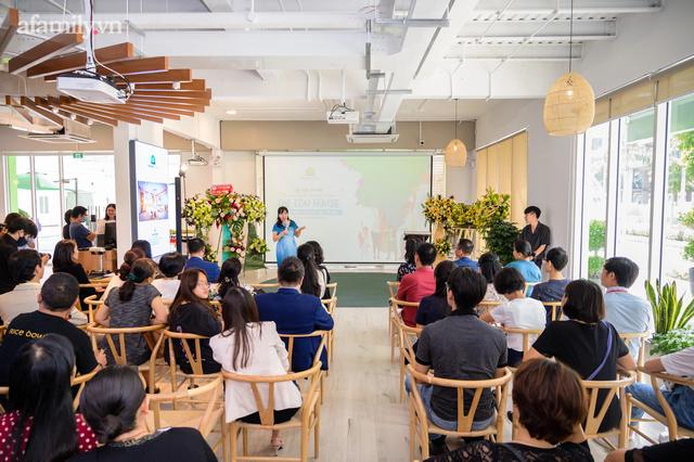 Tổ hợp giáo dục đầu tiên tại Việt Nam: Từ không gian 5 sao, thư viện xịn xò miễn phí đến câu chuyện đồng hành cùng con bằng giáo dục gia đình - Ảnh 33.