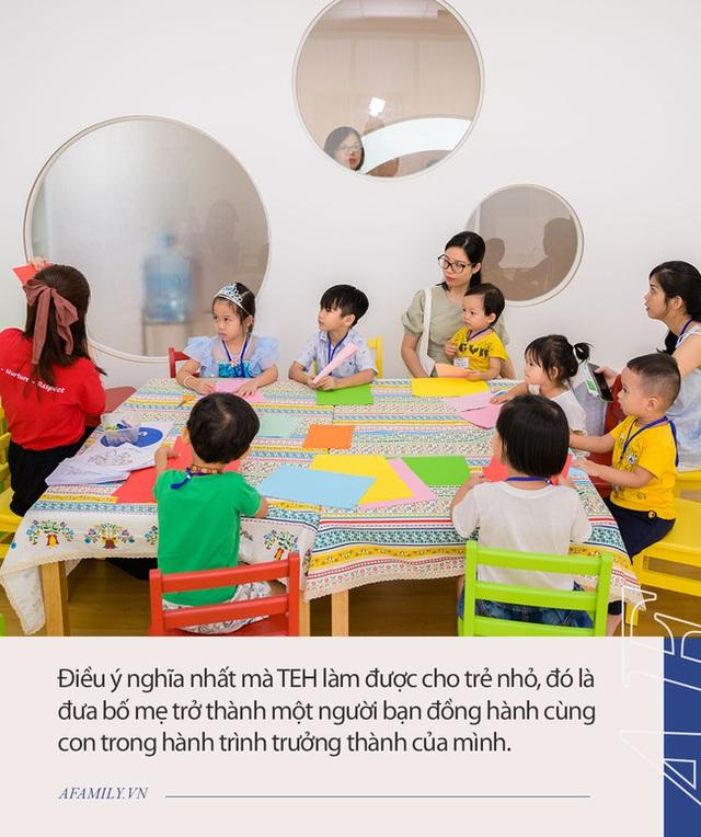 Tổ hợp giáo dục đầu tiên tại Việt Nam: Từ không gian 5 sao, thư viện xịn xò miễn phí đến câu chuyện đồng hành cùng con bằng giáo dục gia đình - Ảnh 34.