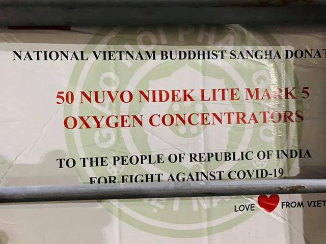 Chuyến hàng viện trợ đầu tiên của Việt Nam đến Ấn Độ  - Ảnh 5.