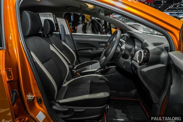 Nissan Almera 2021 dự kiến giao xe tháng 6 tại Việt Nam: 4 phiên bản, giá bản full thấp hơn Vios và City - Ảnh 6.