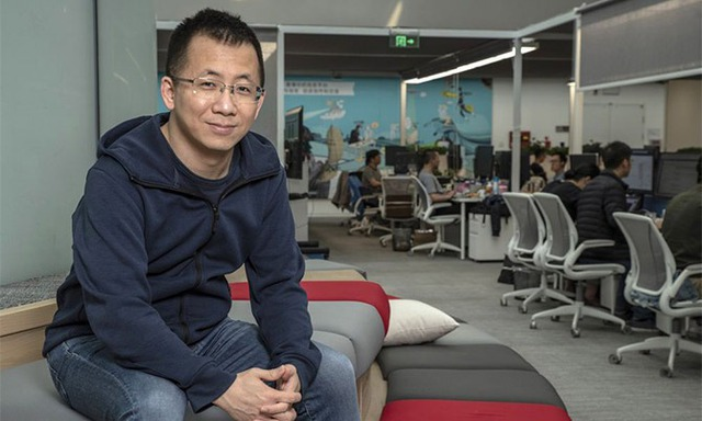 Con đường làm giàu của Zhang Yiming - tỷ phú vừa từ chức CEO công ty mẹ TikTok - Ảnh 8.