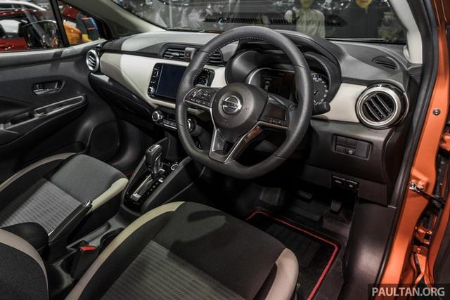 Nissan Almera 2021 dự kiến giao xe tháng 6 tại Việt Nam: 4 phiên bản, giá bản full thấp hơn Vios và City - Ảnh 7.