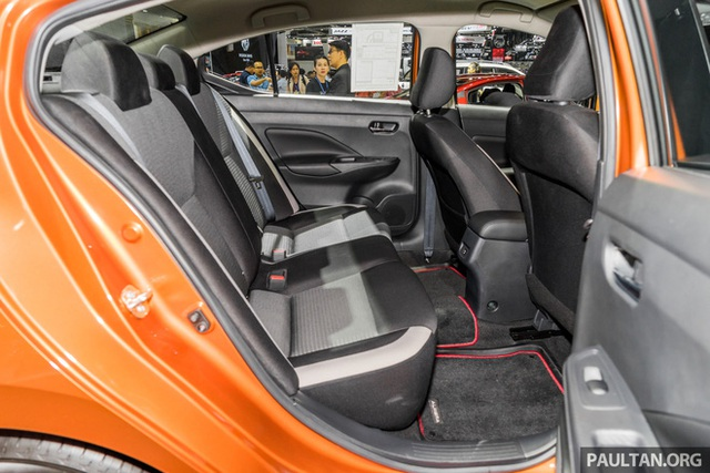 Nissan Almera 2021 dự kiến giao xe tháng 6 tại Việt Nam: 4 phiên bản, giá bản full thấp hơn Vios và City - Ảnh 8.